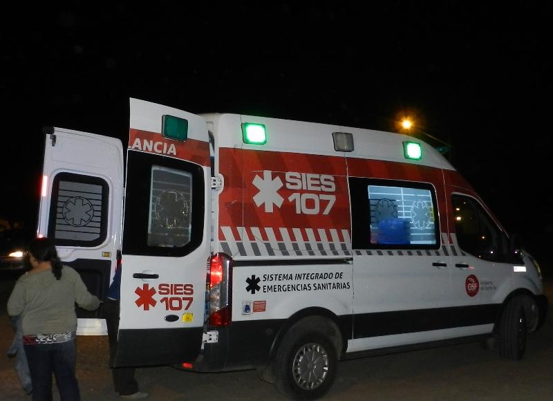 Ambulancia-Archivo-Noche