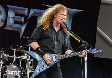 El líder de Megadeth padece de cáncer