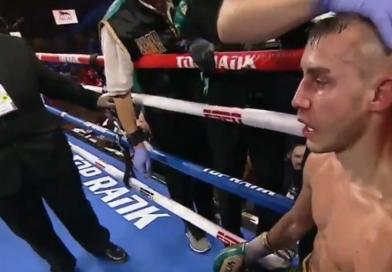 La salud de Hugo Santillan, el boxeador que sufrió una descompensación cuando escuchaba el fallo