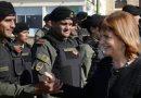"""Bullrich sostuvo que Gendarmería es """"mas valorada que la educación pública"""""""