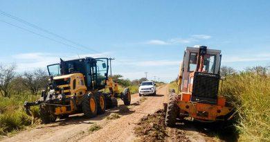 Concejo: Positiva reunión ante grave situación de caminos rurales