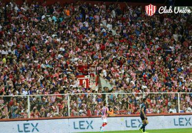 Unión dispondrá de una pantalla gigante para ver el partido ante Boca