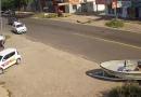 """Video: lancha """"descontrolada"""" en Santo Tomé"""