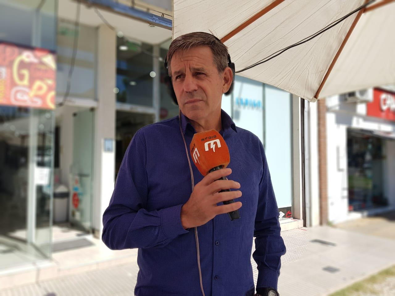 Emilio Jatón realizó un balance de año en Radio EME